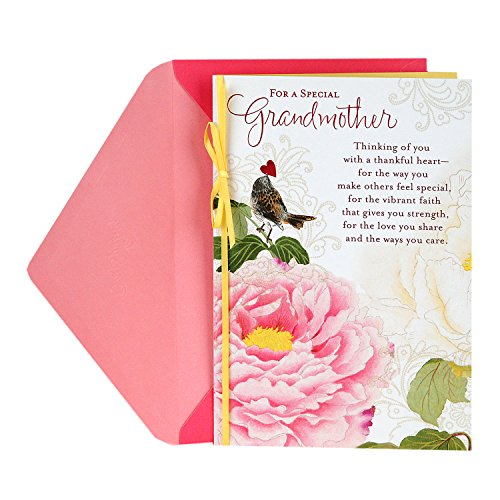 DaySpring Mother's Day Greeting Card for Grandmother (You are Loved)