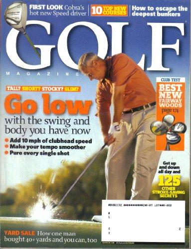 Golf Magazine, Vol. 47, No. 12, (December, 2005)