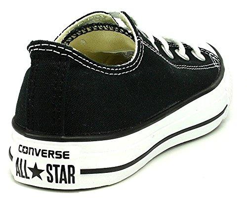 Converse Chuck Taylor All Star Seasonal, Zapatillas de Estar por Casa para Mujer Black Monoch