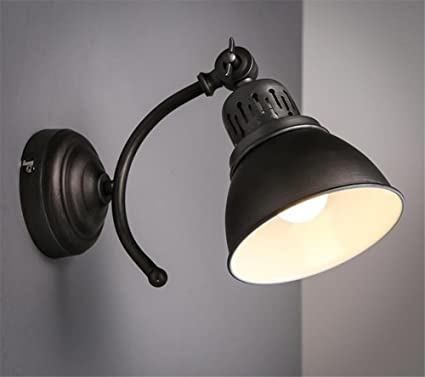 hot sale online d1041 68777 CGJDZMD Wall Sconce Retro Vintage Industrial LED Wall Lights ...