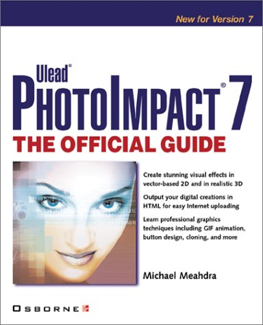 Download PhotoImpact 7: The Official Guide pdf