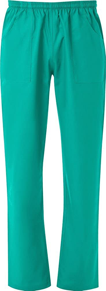 XS 3XL Pantalone Coulisse con Tasche col Verde CHIRURGIA tg