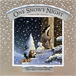 Image result for one snowy night