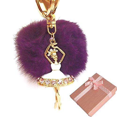 Elesa Miracle Rhinestone Ballerina Accessories product image