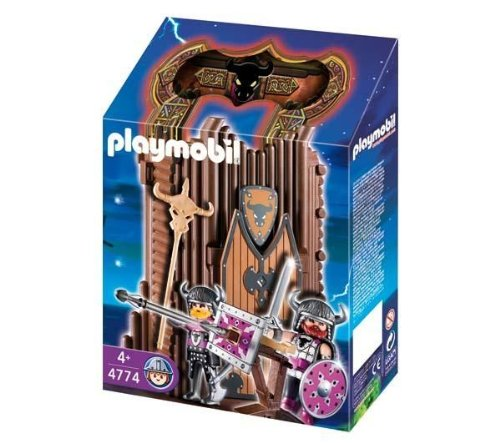 Playmobil Knights - 4774 - Portable Barbarian Tower by PLAYMOBIL®