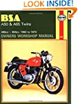 BSA A50 & A65 Twins Owners Workshop M...
