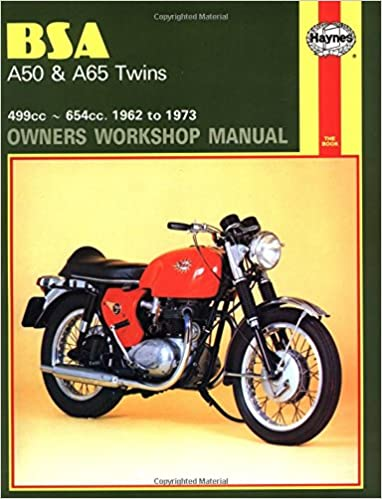 bsa a50 a65 twins 1962 1973 motorcycle manuals amazon co uk bsa a50 a65 twins 1962 1973 motorcycle manuals amazon co uk anon 9780856961557 books