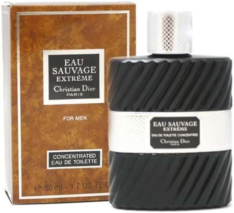 Eau Sauvage Extreme by Christian Dior for Men Eau De Toilette Pour, 1.7 Ounce