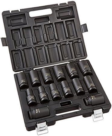 "1-5//8/"" 6pt SAE Impact Socket KT Pro D1610S52D 3//4/"" Dr"