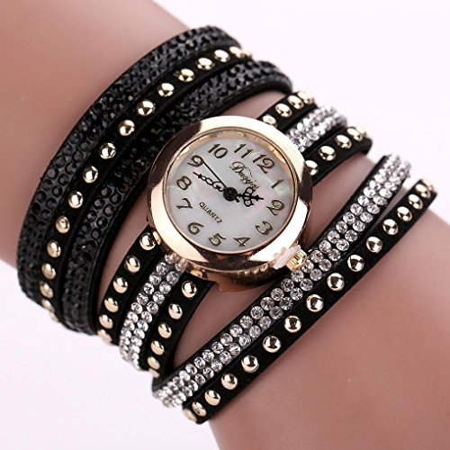 Ecosin Watches Bracelet Gemstone Wristwatch