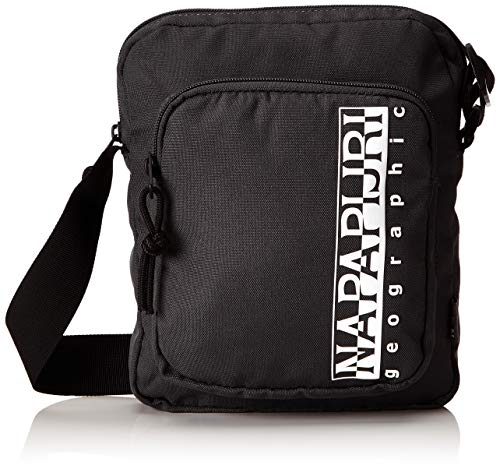 041 Messenger POCKET Black Blue Napapijri CROSS Marine HAPPY cm 22 Bag Blu vZFv1Sqxn