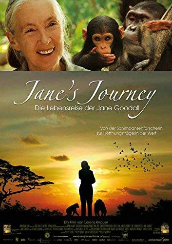 Jane's Journey (German ) POSTER (11