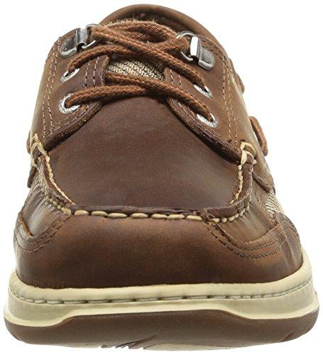 Sebago Clovehitch II, Sneaker Basse Uomo Walnut