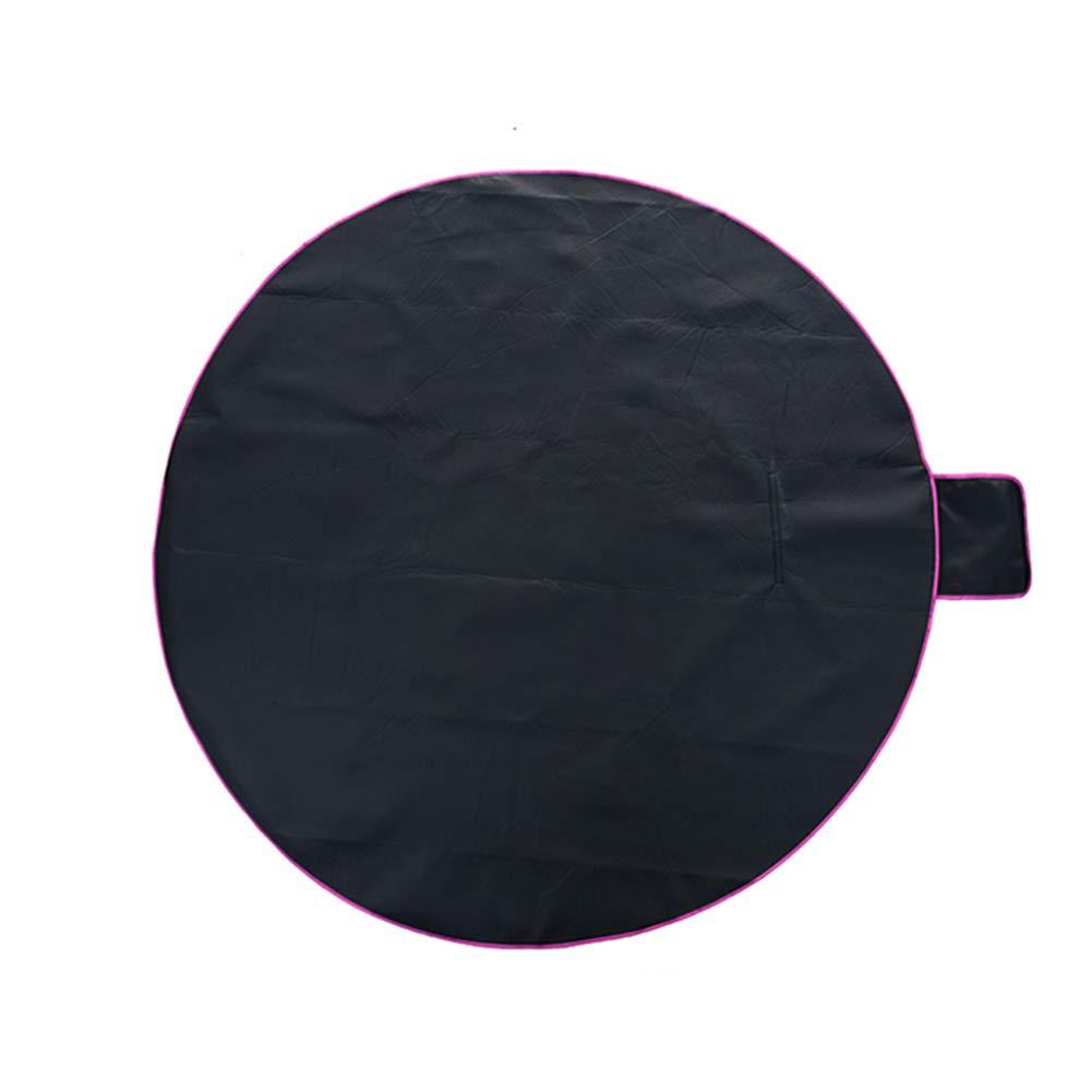 LE Outdoor Runde     Extra groß Picknick-Decke Tote   wasserdicht feuchtigkeitsfest   Durchmesser 200cm   Faltbar Isomatte   Picknick-Matte B07H1QTRV8 Picknickdecken Verkaufspreis 0f0971
