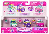 Shopkins Cutie Cars Three Pack - Speedy Style Collection