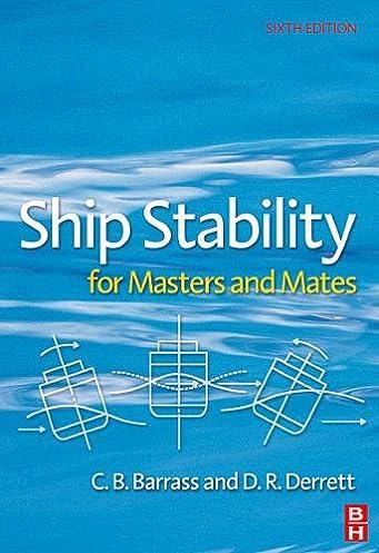 ship stability for masters and mates amazon co uk bryan barrass rh amazon co uk IGCSE Chemistry Revision Guide IGCSE Chemistry Revision Guide