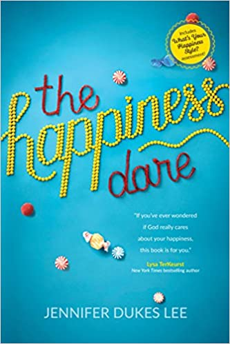 The Happiness Dare by Jennifer Dukes Lee | featured book