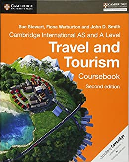 Cambridge International As And A Level Travel And Tourism Coursebook por Sue Stewart epub
