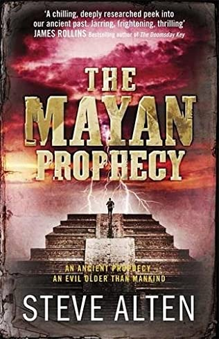 book cover of The Mayan Prophecy