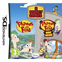 Nintendo Ds Phineas And Ferb + Phineas And Ferb Ride Again - NINTENDO