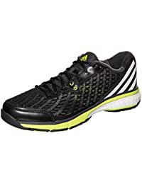 Energy Boost Volley Men's Shoes Dark Grey/white/yellow