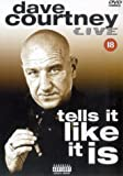 Dave Courtney - Tells It Like It Is [DVD]