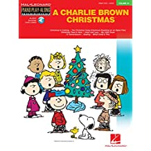 Charlie Brown Christmas: Piano Play-Along Volume 34 (Hal Leonard Piano Play-Along)
