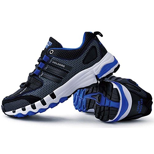 Shoes Mens Running Retro Shoes Red Shoes Sports Sports Wearable 39 Mens Delocrd Blue Black Black qRfzwdq