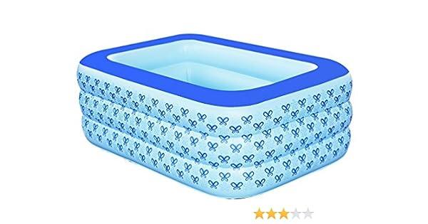 aike FACAI888 Piscina Inflable/niños bañándose Piscina/bañera ...