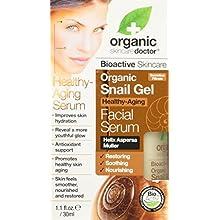 Dr Organic Serum facial Snail 30 ml
