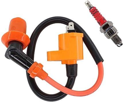 High Performance Ignition Coil For Honda ATC250R ATC250SX1985-1986