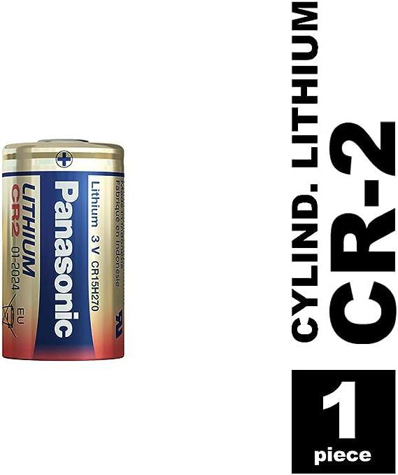 Panasonic Cr2 Zylindrische Lithium Batterie Für Leichte Elektronik
