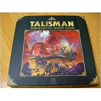 amazoncom talisman the magical quest game second