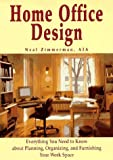 Home Office Design, Neal Zimmerman, 0471134333