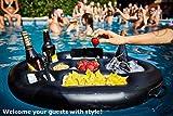 DIVEBLAST: Premium Floating Drink Holder for Pools