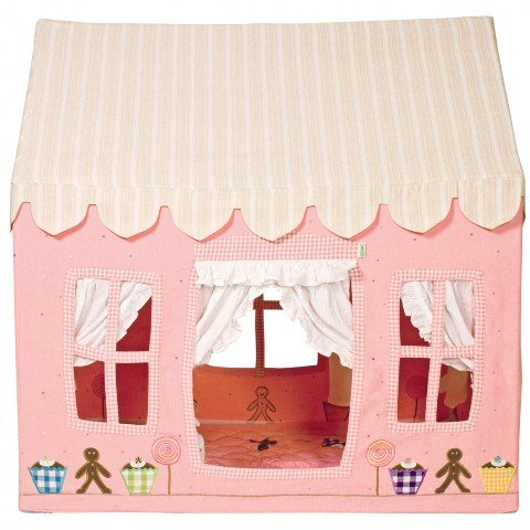 Gingerbread Cottage (Win Green – Spielzelt Groß)
