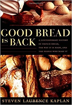 Book Good Bread Is Back-CL by Steven L Kaplan (30-Jan-2015)