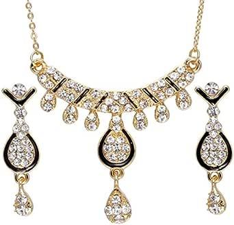 Kogu Girls Gold Jewelry Set Dubai Jewelry Design Set Nigerian Woman Wedding Fashion African Beads Jewelry Set Costume Design