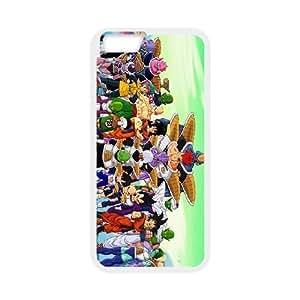 iphone6 plus 5.5 inch phone case White Dragon Ball (change) UYF4370277