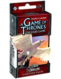 Fantasy Flight Games A Game of Thrones Living Card Game: A Dire Message Chapter Pack Game
