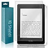 Amazon Kindle Paperwhite Screen Protector, IQ Shield Matte Full Coverage Anti-Glare Full Body Skin + Screen Protector for Amazon Kindle Paperwhite Bubble-Free Film - with