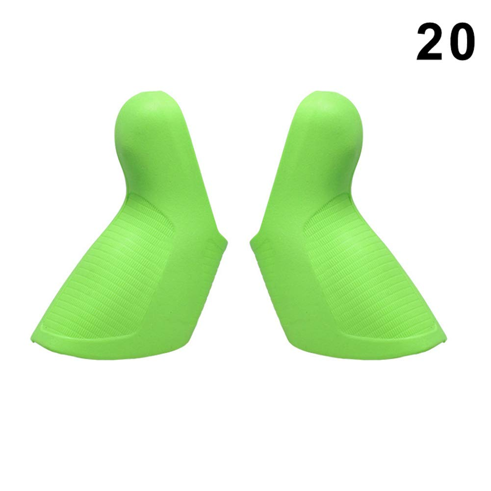 1Pair Bicycle Cover Hood Silicone Shift Brake Lever Cover for 10//22 Speed SRAM