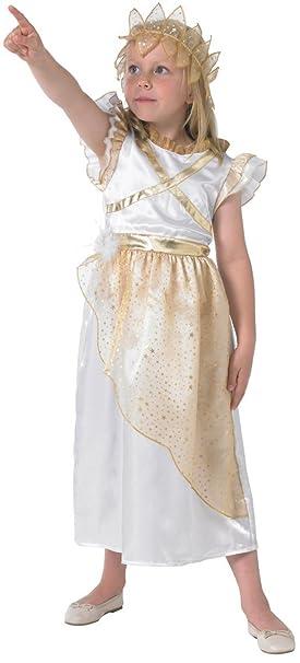 Rubies 883906 - Disfraz de ángel para niña: Amazon.es: Juguetes y ...