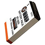 WASP 9801 Replacement Lithium-Ion Battery, WASPcam, Black