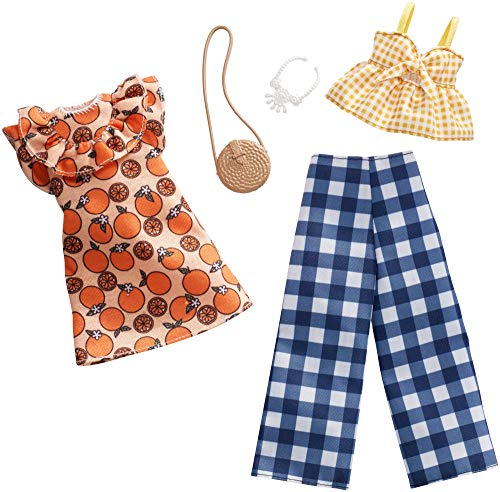 Barbie Fashion 2-Pack Fruit and Gingham