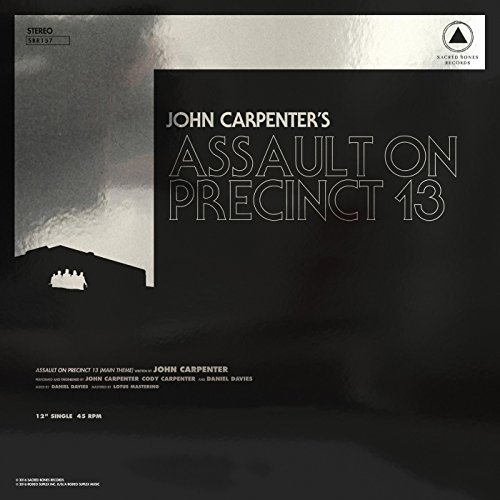 Vinilo : John Carpenter - Assault On Precinct 13 / The Fog (12 Inch Single)