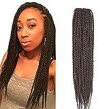 "Best Hair For Crochet Braids - Befunny 8Packs 14"" Senegalese Twist Crochet Hair Short Review"