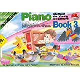 Piano Method for Young Beginners Book 3: With CD