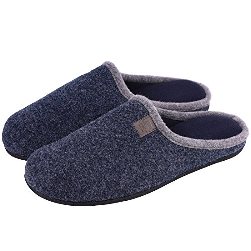 96a32f568db9 Search results. longbay. LongBay Men s Memory Foam Slippers Closed Toe House  ...