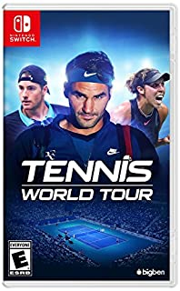 Tennis World Tour SWITCH (B07BHJ6PC5) | Amazon price tracker / tracking, Amazon price history charts, Amazon price watches, Amazon price drop alerts